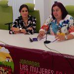 Las mujeres rurales de Fademur celebran una jornada en Calamonte para ponerse en valor