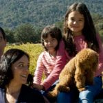 María Victoria retomó y renovó la explotación familiar, en la que ha conseguido la única certificación ecológica de la Comunidad de Madrid para su producción de patata