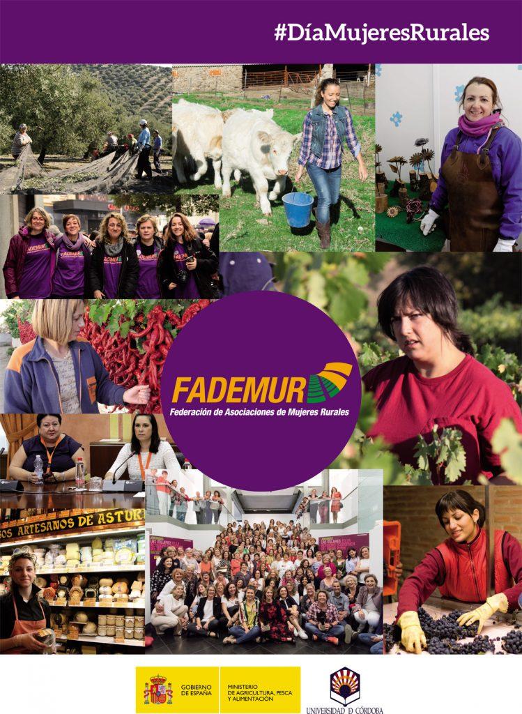 Dentro de la celebración, se hará entrega de los Premios FADEMUR 2018 y se ha organizado una feria de emprendedoras.
