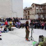 Cuéllar (Castilla y León), 9.501 habitantes