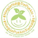 Logo de la campaña Ningún Niño sin Pueblo