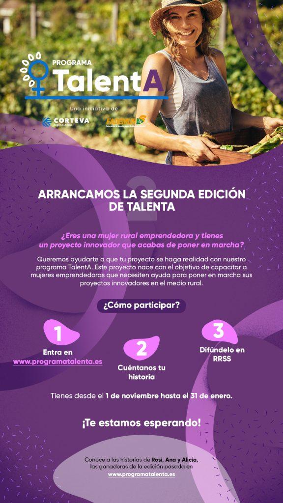 Programa TalentA