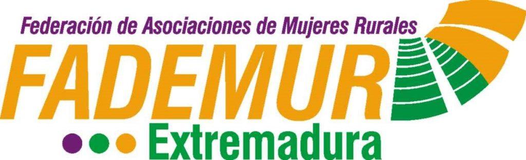 FADEMUR Extremadura logotipo