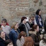Mujeres rurales en un encuentro de FADEMUR en 2018.